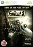 Fallout 3 - Game Of The Year Edition, Xbox 360