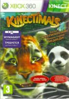 Kinectimals z Misiami X360
