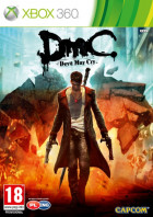 DmC Devil May Cry PL / ANG, Xbox 360