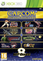 Capcom Digital Collection X360