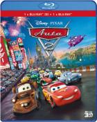 Auta 2 Blu-Ray 3D FILM