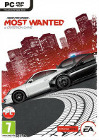 Need for Speed Most Wanted PL + DLC PC