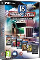 18 Wheels of Steel. Kolekcja 6 gier, PC