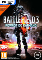 Battlefield 3 Powrót do Karkand PL - AUTOMAT PC