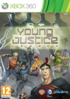 Young Justice Legacy, Xbox 360
