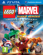 Lego Marvel Super Heroes, PlayStation Vita