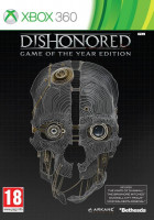 Dishonored PL Game of the Year Edition X360