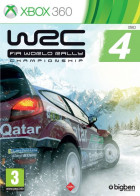 WRC FIA World Rally Championship 4 X360