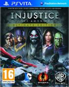 Injustice Gods Among Us Ultimate Edition PL PSV
