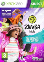 Zumba Kids (Kinect), Xbox 360