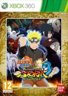 Naruto Shippuden Ultimate Ninja Storm 3 Full Burst, Xbox 360