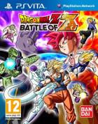 Dragon Ball Z Battle of Z PSV