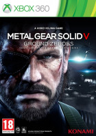 Metal Gear Solid V Ground Zeroes X360