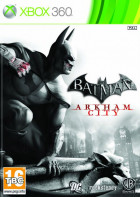 Batman Arkham City - AUTOMAT X360