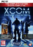 XCOM Enemy Unknown Wydanie kompletne, PC