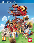 One Piece Unlimited World Red PSV