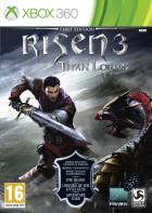Risen 3 Władcy tytanów Edycja pierwsza X360