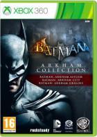 Batman: Arkham Collection X360