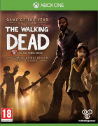 Walking Dead Game of the Year Edition XONE