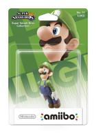 Figurka Amiibo Smash Luigi Gadżety