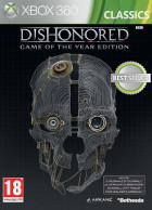 Dishonored PL Game of the Year Edition Classics X360