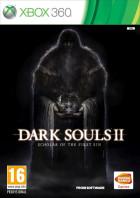 Dark Souls II Scholar of the First Sin X360