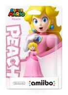 Figurka Amiibo Super Mario Peach, Gadżety