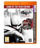 Batman Arkham City PL / ANG GOTY PKK PC