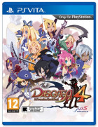 Disgaea 4 A promise Revisited PSV