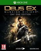 Deus Ex Mankind Divided Edycja Day 1 XONE