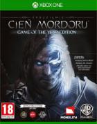 Śródziemie Cień Mordoru Game of The Year Edition XONE