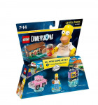 LEGO Dimensions The Simpsons Level Pack X360