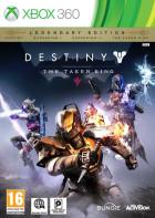 Destiny The Taken King Legendary Edition X360