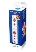 Kontroler Remote Plus Toad (z wbudowanym Wii Motion), Nintendo Wii U