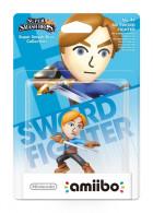 Figurka Amiibo Smash - Mii Swordman 3DS