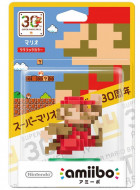 Figurka Amiibo 30th Anniversary - Classic Colors Mario 3DS
