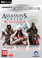 Assassins Creed Renaissance Ubisoft Exclusive PC