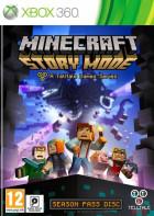 Minecraft Story Mode X360