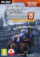 Farming Simulator 15 Dodatek PC