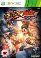 Street Fighter X Tekken X360