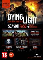 Dying Light Season Pass box 4 dodatki PC