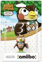 Figurka Amiibo Animal Crossing - Blathers 3DS