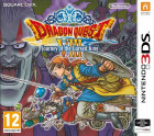 Dragon Quest 8 Journey of the Cursed King, Nintendo 3DS