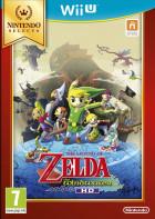 The Legend of Zelda Wind Waker Selects Wii U