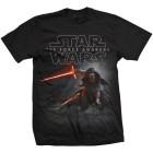 Koszulka Star Wars Episode VII Kylo Ren Crouch roz.XL, Gadżety