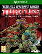 Teenage Mutant Ninja Turtles Mutants in Manhattan, Xbox One