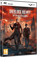 Sherlock Holmes The Devils Daughter PC