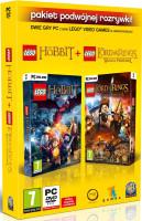Yellow pack Lego Władca i Hobbit PC