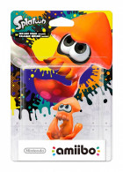 Figurka Amiibo Splatoon - Orange Squid 3DS