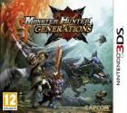 Monster Hunter Generations + Bonus 3DS